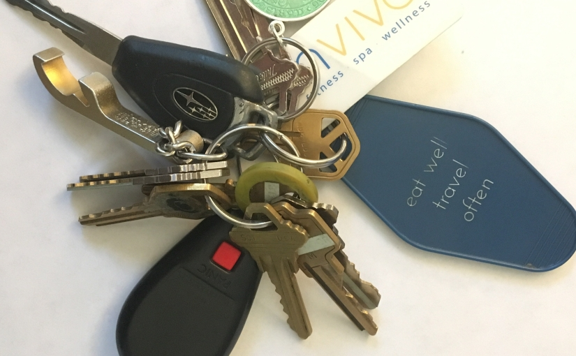 4 Lessons Learned from My Key Ring